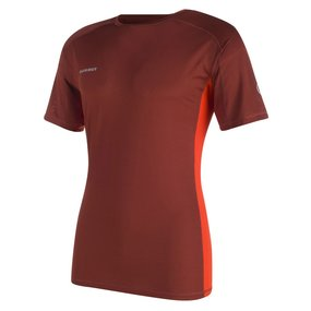 Mammut MTR 71 T-Shirt Men maroon-dark orange