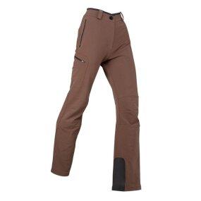 Ortovox Sella Pants Women brown chocolate