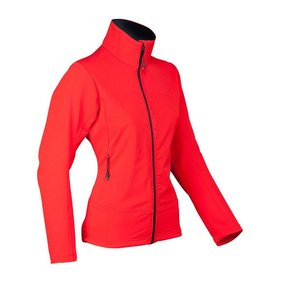 Ortovox Tofana Jacket Women red lava