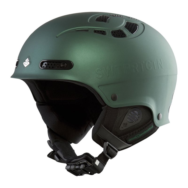 Sweet Protection Igniter Ski & Snowboard Helm Matte...