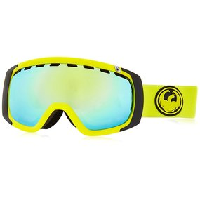 Dragon Rogue Vivid l Smoke Gold Ionized Skibrille