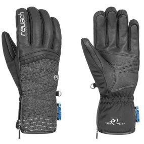 Reusch Anna Veith R-TEX XT Handschuhe black/black...