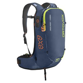 Ortovox CROSS RIDER 18 AVABAG Airbag Rucksack night blue