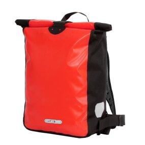 Ortlieb Messenger-Bag rot-schwarz