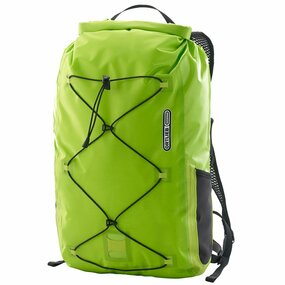 Ortlieb Light-Pack Two Rucksack limone