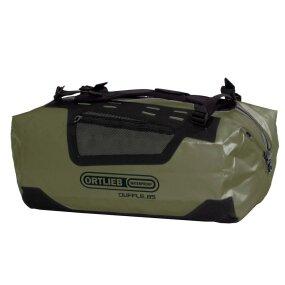 Ortlieb Duffle 85 Reisetasche oliv-schwarz