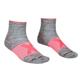 Ortovox Alpinist Quarter Socks Women grey blend