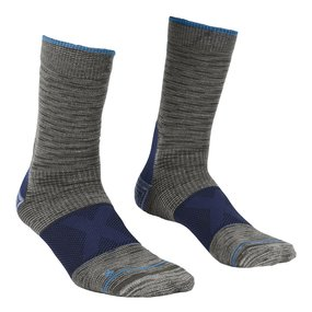 Ortovox Alpinist Mid Socks Men grey blend