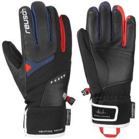 Reusch Mikaela Shiffrin R-Tex XT Handschuhe black