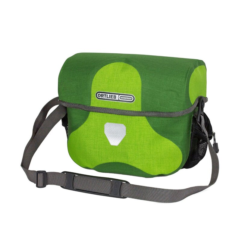 Ortlieb Ultimate Six M Plus Lenkertasche (7 L) limone-moosgrün