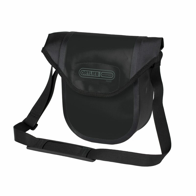 Ortlieb Ultimate Six Compact Free (2,7 L) schwarz