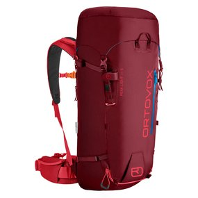 Ortovox PEAK LIGHT 38 S Rucksack dark blood