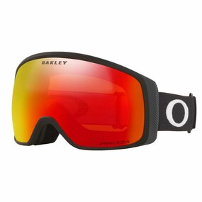Oakley Flight Tracker XS Matte Black I Prizm Torch Iridium