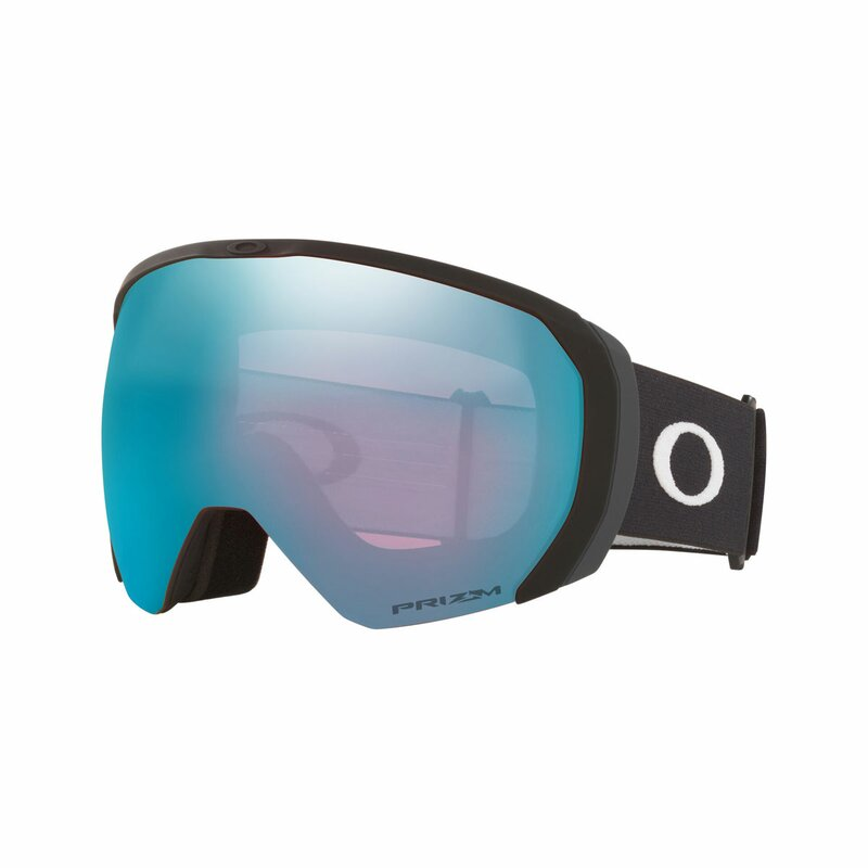 Oakley Flight Path XL Matte Black I Prizm Sapphire Iridium