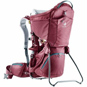 Deuter Kid Comfort Kindertrage maron (Modell 2021)