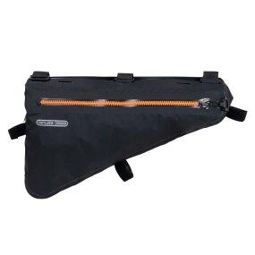 Ortlieb Frame-Pack Bikepacking Rahmentasche schwarz, 6 L