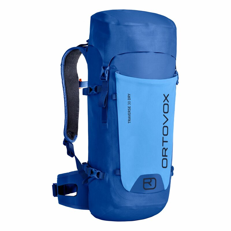 Ortovox TRAVERSE 30 DRY Rucksack just blue