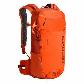 Ortovox TRAVERSE 20 Rucksack desert orange