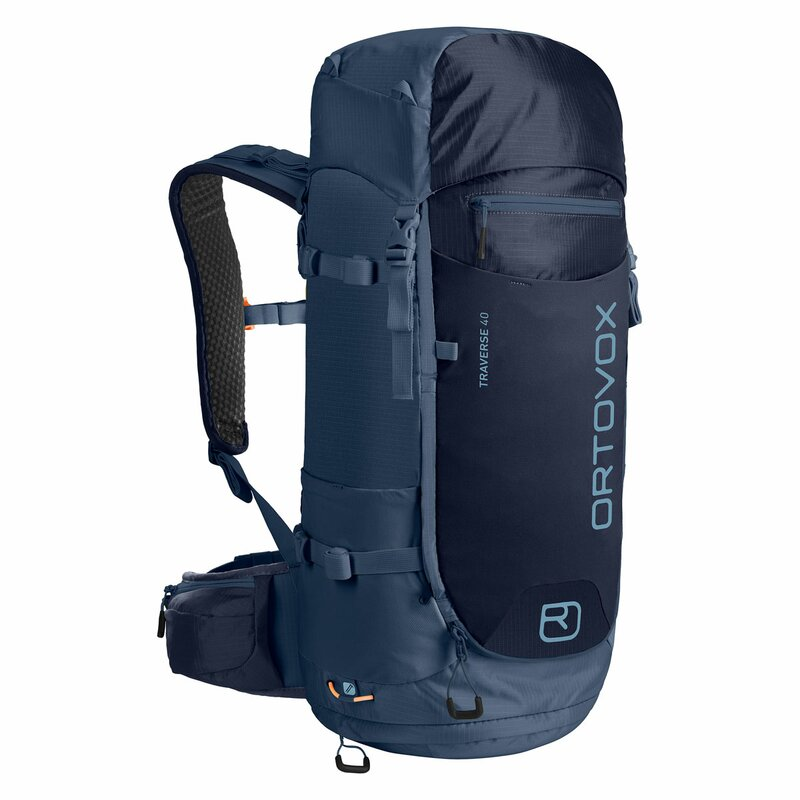 Ortovox TRAVERSE 40 Rucksack blue lake