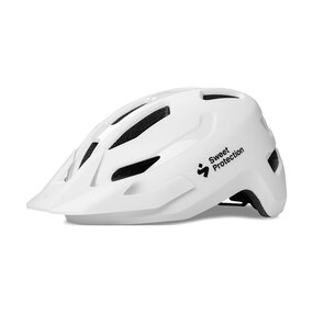 Sweet Protection Ripper MTB Helm Matte White (53-61 cm)