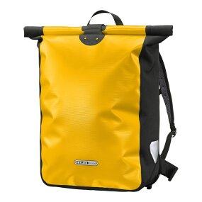 Ortlieb Messenger-Bag sonnengelb-schwarz