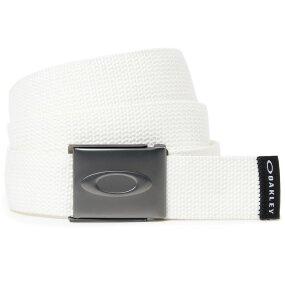 Oakley Ellipse Web Belt white