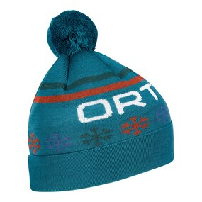 Ortovox Nordic Knit Beanie pacitic green