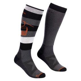 Ortovox Free Ride Long Socks Men black raven