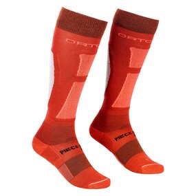Ortovox Ski RocknWool Long Socks Women blush