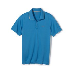 Oakley Standard Polo pacific blue, Gr. S