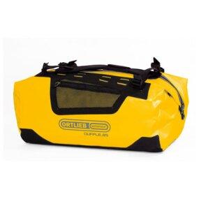 Ortlieb Duffle 60 Reisetasche sonnengelb-schwarz