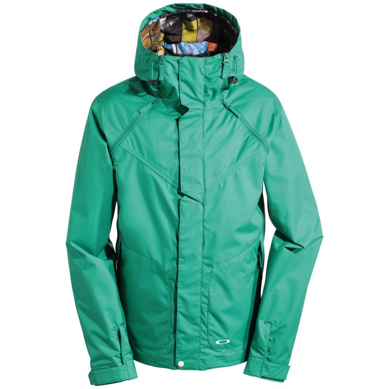 Oakley LOCKED Jacket lush green