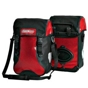 Ortlieb Sport-Packer Classic rot-schwarz