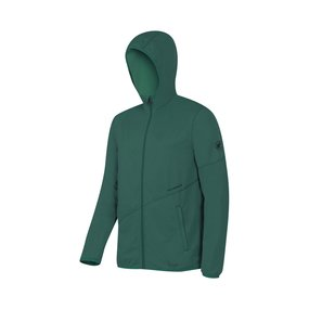 Mammut Go Far Hooded Jacket Men pine melange