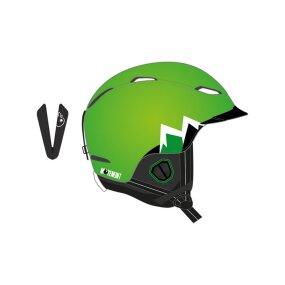 Movement MTN Ski & Snowboard Helm green, M/L